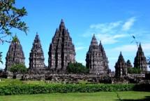 Candi Prambanan (Foto Ist)