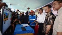 H-8-Lebaran Menhub Pastikan Kesiapan Infrastruktur Transportasi di Makassar (Foto Humas)