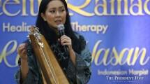 Maya Hasan Tampil Memukau di Music For Healing di Senior Living DKhayangan Jababeka (Foto:http://thepresidentpostindonesia.com)