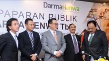Paparan Publik PT Darma Henwa, Rabu (30/11/2016). (Foto: Istimewa)