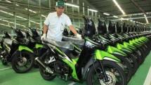 Asosiasi Industri Sepeda Motor Indonesia (AISI), penjualan motor pada Mei 2017 mencapai 531.496 unit