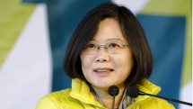 Presiden Taiwan Tsai Ing-wen (Foto Ist)