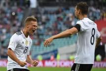 Tim Muda Jerman (foto Kompas.com)