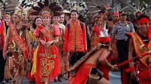 Pekan Gawai Dayak (PGD) di Pontianak, Kalimantan Barat (www.facebook.com/kemenpar)