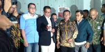 Pansus DPR saat berkunjung ke Lapas Sukamiskin Bandung (Foto Ist)