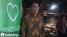 VP Head of Network Product Unit Ericsson Indonesia dan Timor Leste, Ronni Nurmal (Hariyanto/INDUSTRY.co.id)