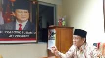 Politikus Gerindra, Raden Muhammad Syafii
