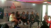 Jumpa Pers Soundrenaline, 9-10 September 2017 Mendatang di Garuda Wisnu Kencana, Bali (Dinar Aviyani/Industry.co.id)