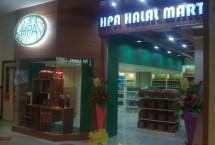 Ilustrasi Halal Mart di Indonesia