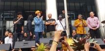 Slank bersikap menolak penggunaan hak angket yang digulirkan DPR RI. (Foto Ist)