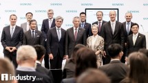 Siemens Gandeng Singapura Dirikan Pusat Digitalisasi Terpadu