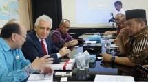 Kadin Jatim Tarik Turki Tanamkan Investasi di Jawa timur (bj)