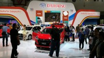 Pameran Daihatsu (ist)