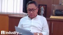 Dirjen Ketahanan dan Pengembangan Akses Industri Internasional (KPAII) Harjanto (Hariyanto/ INDUSTRY.co.id)