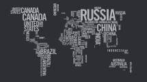 Ilustrasi Peta Dunia (Foto:kangibay.net)