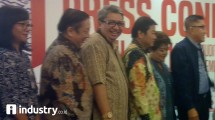 Ketua Umum Asosiasi Pengusaha Ritel Indonesia , Roy N Mandey (Hariyanto/ INDUSTRY.co.id)