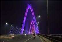 Jembatan Nhat Tan Hanoi