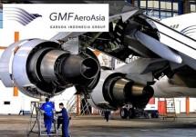 PT Garuda Maintenance Facility AeroAsia (GMF AeroAsia), (Foto Ist)