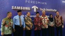 Samsung Electronics Indonesia (SEIN) meresmikan Samsung Tech Institute di Kendal