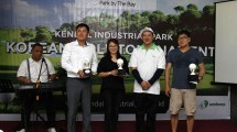 Kawasan Industri Kendal Gelar Turnamen Golf di Borobudur Golf