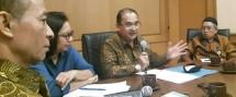 Deputi Bidang Kelembagaan Kemenkop dan UKM Meliadi Sembiring (Foto Fadli)