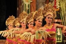Ilustrasi Penari Bali (Foto Ist)