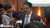 Menteri Perindustrian Airlangga Hartarto (Hariyanto/INDUSTRY.co.id)