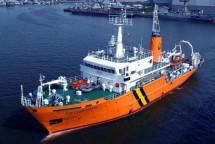 Kapal Geomarin III (Foto ist)