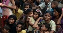 Ilustrasi etnis Rohingya. (Christophe Archembault/Getty Images)