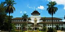 Gedung Sate Bandung (Foto Ist)