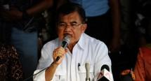 Wakil Presiden Jusuf Kalla. (Robertus Pudyanto/Getty Images)