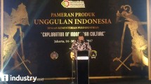 Menteri Perindustrian Airlangga Hartarto buka Pameran Produk Unggulan Indonesia (Ridwan/INDUSTRY.co.id)