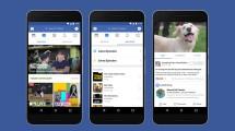 Fitur Watch pada Facebook (Ist)