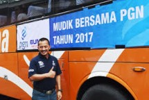 Direktur Utama PGN Jobi Triananda Hasjim (Foto Ist)