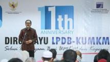 Direktur Utama LPDB KUMKM Braman Setyo (Dok: Industry.co.id)