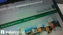 PT Barito Pacific tbk (Hariyanto/INDUSTRY.co.id)