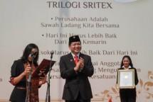 Presdir PT Sri Rejeki Isman Tbk. Iwan Setiawan Lukminto (Foto Ist)