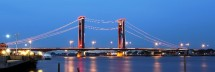 Jembatan Ampera Palembang (Foto Ist)