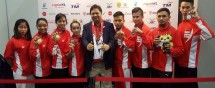 Menperin Airlangga Bangga, Tim Wushu Indonesia Capai Target Tiga Emas di Sea Games (Foto Humas)