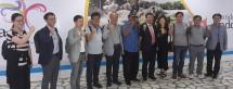 Wartawan Asean-Korea Berwisata di Provinsi Bangka Belitung