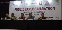 Publik ekspos marathon Semen Indonesia (bj)