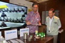 Direktur Jenderal Industri Logam, Mesin, Alat Transportasi dan Elektronika (ILMATE) Kemenperin, I Gusti Putu Suryawirawan (Foto Ridwan)