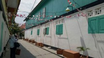 Kampung Al Munawar di Palembang, Sumatera Selatan (Chodijah Febriyani/Industry.co.id)