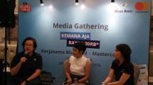 Media Gathering (Blue Bird dan Master Card)
