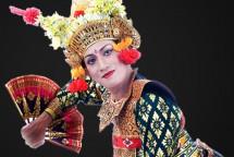 Seniman penari dari Yogyakarta Didik Nini Thowok (Foto Ist)
