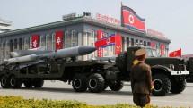 Rudal Korea Utara (Foto Ist)