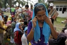 Etnis Rohingya butuh pertolongan dunia interasional