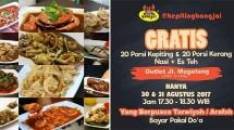 Restoran Kepiting Bang Ja'i, di Jalan Magelang KM 2 No 84 (Foto:Instagram/kepitingbangjai)