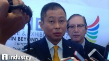 Menteri ESDM Ignasius Jonan (Hariyanto/ INDUSTRY.co.id)