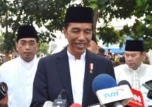 Presiden Jokowi dan Menhub Budi Karya Sumadi (Jumat 1/8/2017)